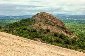Enchanted Rock State Park in Fredericksburg