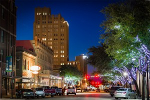 Downtown Abilene Color
